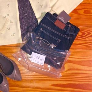 A&F jeans NWT's